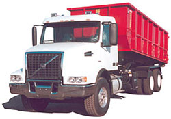 Rapid Roll Dumpster Rental for Atlanta